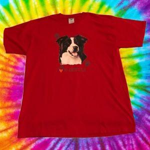 I ❤️ My Border Collie T-shirt